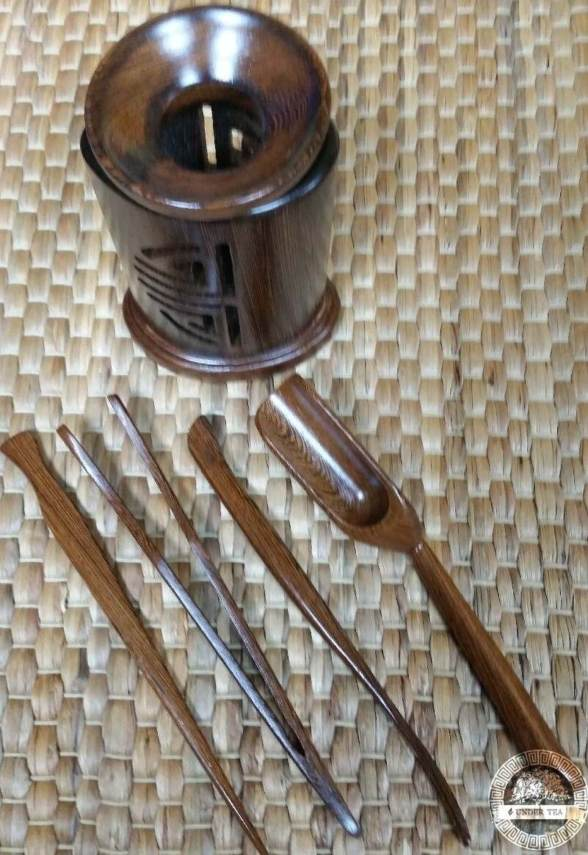 Набор чайных инструментов №3