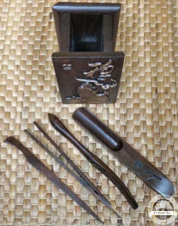 Набор чайных инструментов №2
