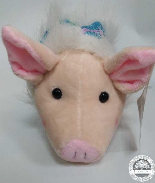Свинка маленькая