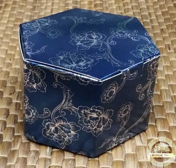 Коробка малая №1 Silver Blue
